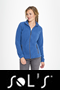 K912 - Enzo - Zip Neck Microfleece Top